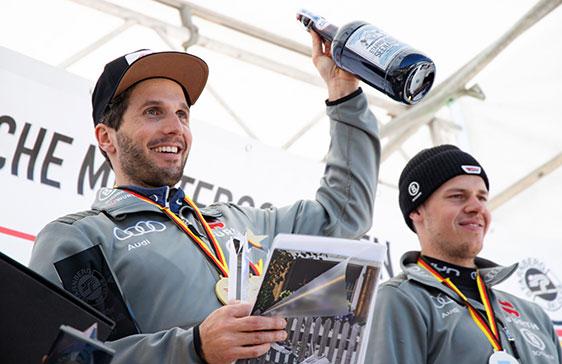 Deutsche Meisterschaft Alpin in Garmisch